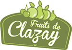 Logo  Les fruits de Clazay